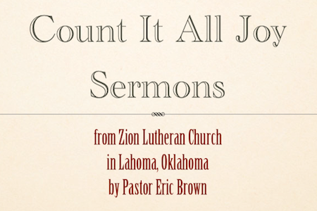 Sermon: Luke 18 (August 31th, 2014)