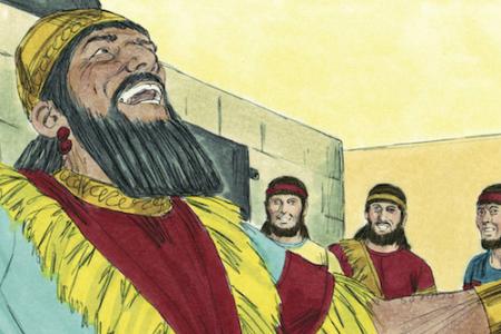 Daniel Class 10 – Daniel 4:10-19